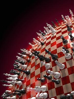 国际象棋游戏手机壁纸