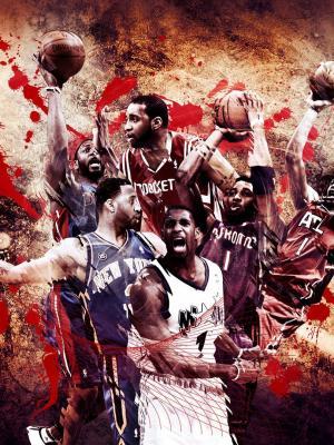 NBA特雷西麦格运动员手机壁纸