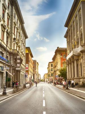 城市道路意大利移动壁纸