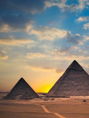 埃及金字塔移动壁纸