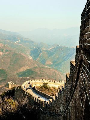 景观中国移动壁纸