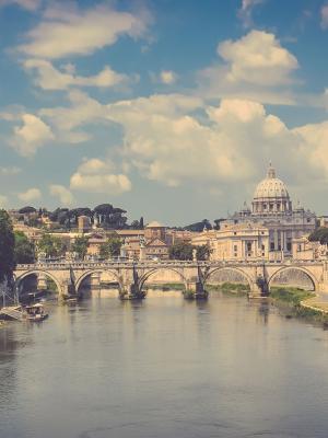 城市资本意大利历史手机壁纸