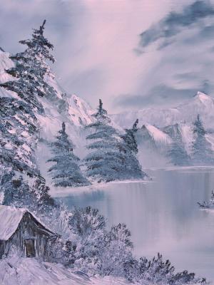 冬季艺术移动壁纸