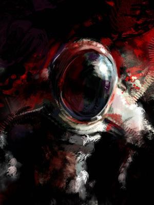 宇航员手机壁纸
