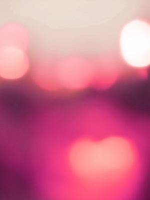 光滑的紫色散景移动壁纸