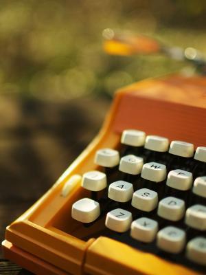 打字机手机壁纸