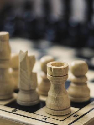 棋子游戏板手机壁纸