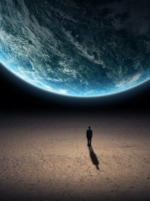 行星地球手机壁纸
