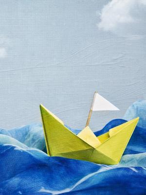船纸船移动壁纸