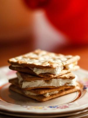 食品饼干n奶油甜点手机壁纸