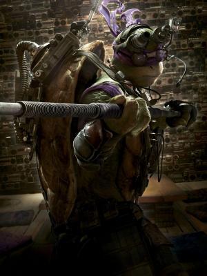 忍者龟移动壁纸