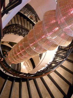 楼梯建筑移动壁纸