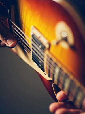 吉他手机壁纸