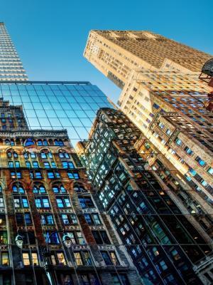 建筑摩天大楼移动壁纸