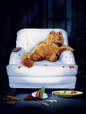加菲猫猫手机壁纸