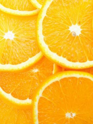 橙色手机壁纸