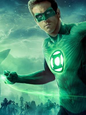 绿色灯笼手机壁纸