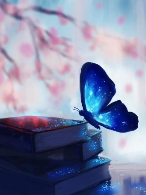 幻想蝴蝶手机壁纸