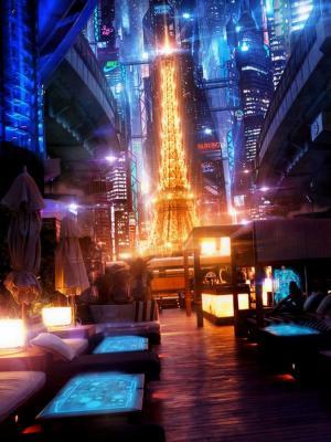 巴黎游戏手机壁纸
