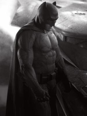 蝙蝠侠v超人正义2016年移动墙纸的黎明