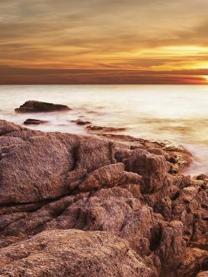 风景大自然海移动壁纸