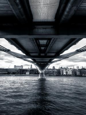 伦敦桥梁手机壁纸