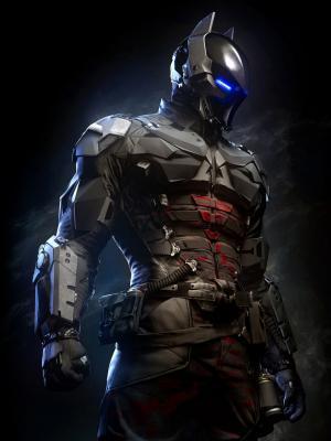 蝙蝠侠阿克汉姆骑士游戏手机壁纸