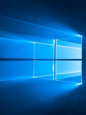 Windows 10英雄4K手机壁纸