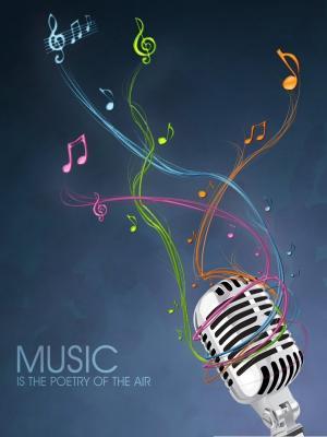 音乐复古手机壁纸