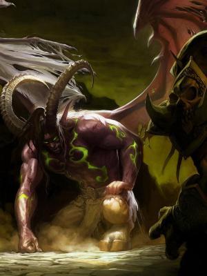 魔兽世界在线游戏手机壁纸