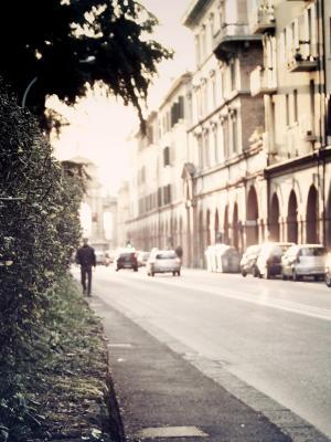 街头在意大利移动壁纸