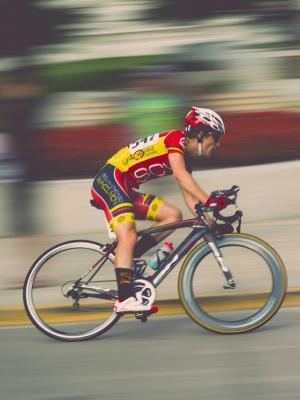 自行车比赛手机壁纸