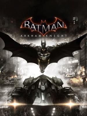 蝙蝠侠阿甘骑士手机壁纸