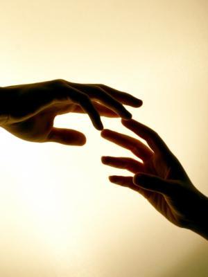 双手移动壁纸