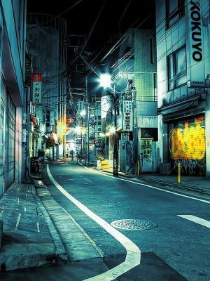 日本东京手机壁纸