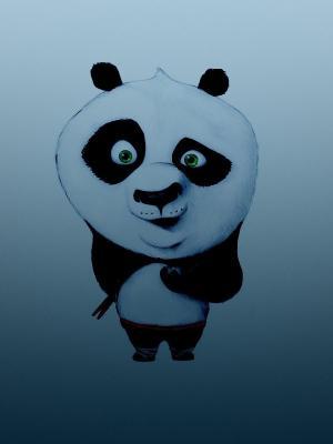 功夫熊猫手机壁纸