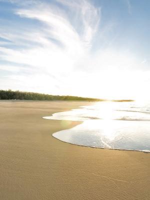 景观海滩手机壁纸