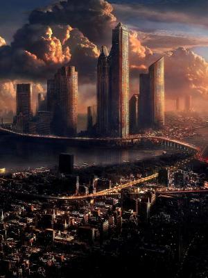 城市未来派移动壁纸