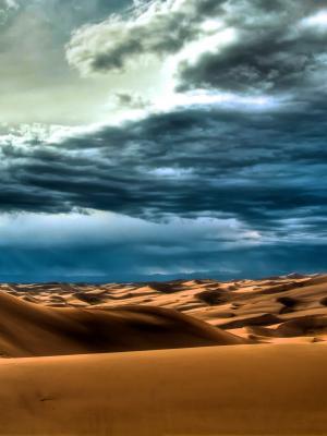 科罗拉多沙漠手机壁纸