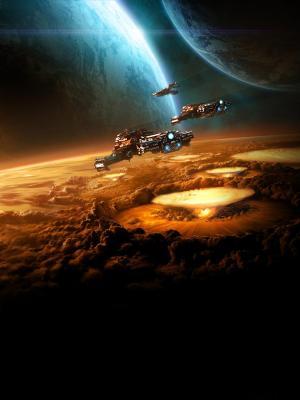 星际争霸II自由之翼移动壁纸