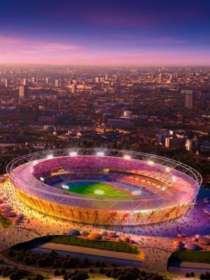 伦敦2012年奥运移动壁纸