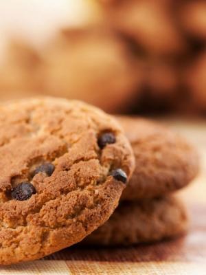 食品饼干巧克力手机壁纸