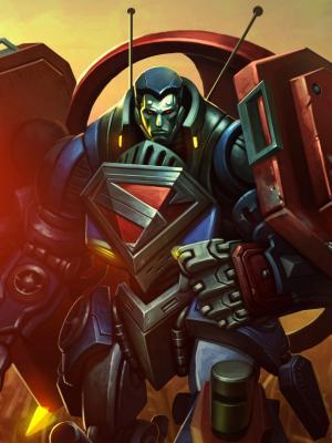 机械人超人无限危机手机壁纸