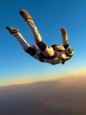 跳伞手机壁纸