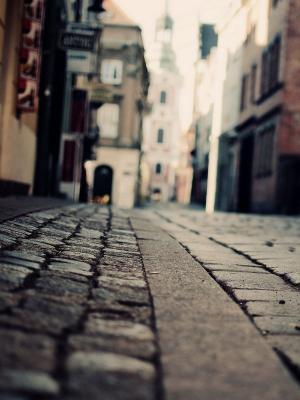 街道移动壁纸