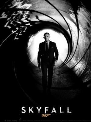 Skyfall 007(2012)手机壁纸