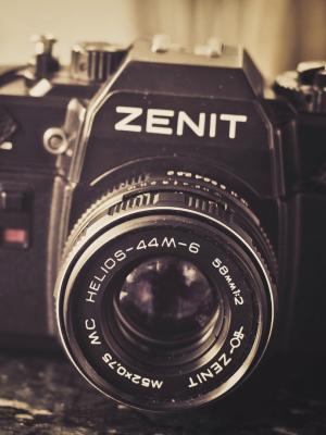 复古相机移动壁纸