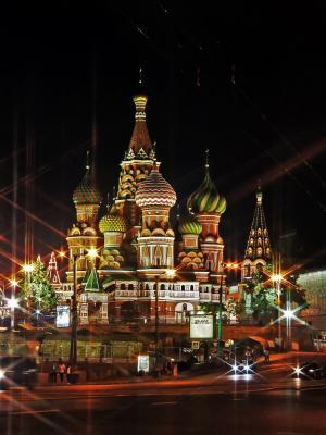 莫斯科俄罗斯手机壁纸