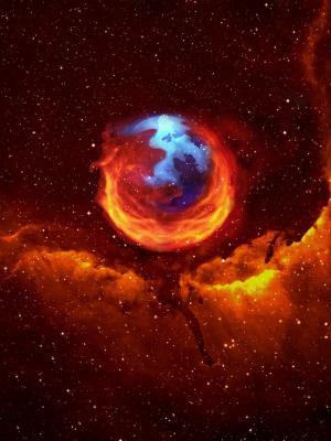 Firefox手机壁纸