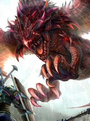 怪物猎人Rathalos手机壁纸